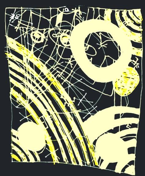 "Hahnemühle Fine Art German Etching Paper 310 gsm, giclée print 9.75""x7.75"""